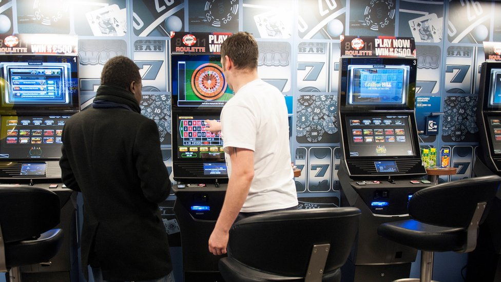 Tory rebellion over fixed-odds betting terminals