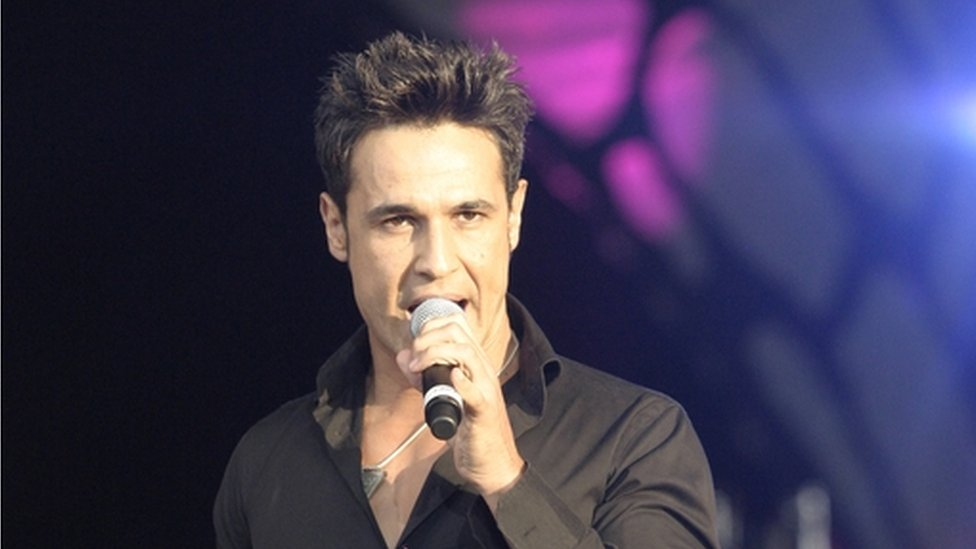 Former X Factor contestant Chico suffers stroke