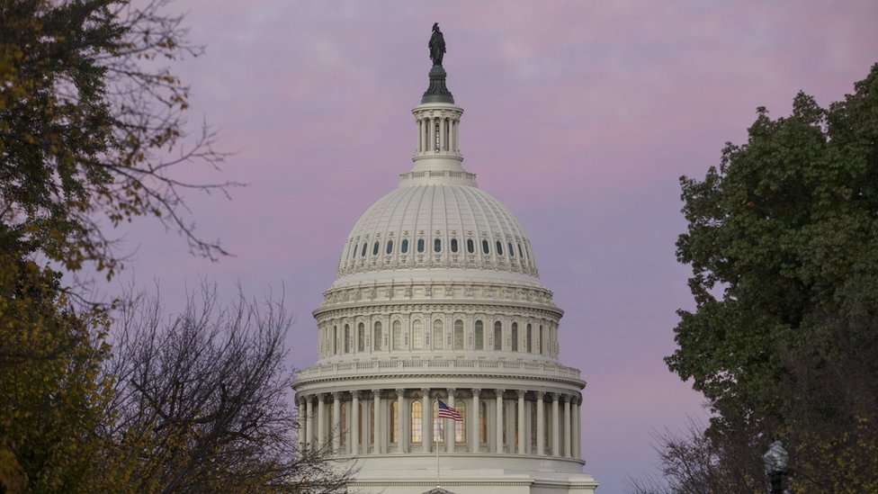 Congreso de Estados Unidos