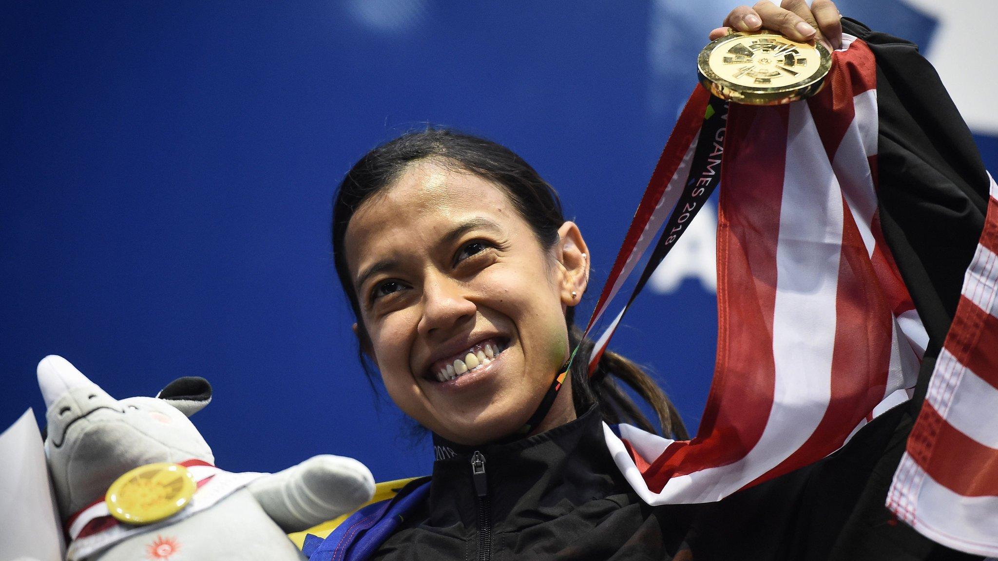 Nicol David: Malaysian eight-time squash world champion to retire this year