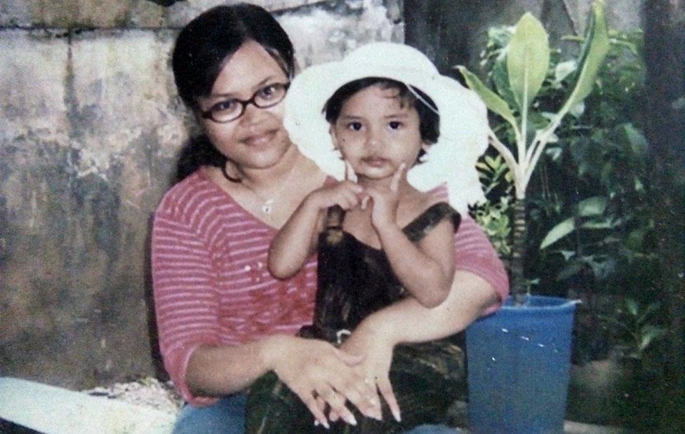 Sara i njena mama, Halila