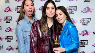 BBC News - NME Awards: 'You can't continue to ignore female talent'