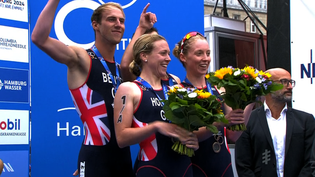 GB win bronze in Hamburg