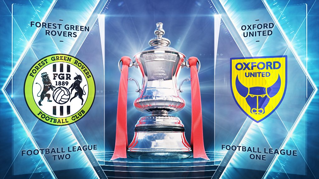 FA Cup: Forest Green Rovers 0-3 Oxford United highlights