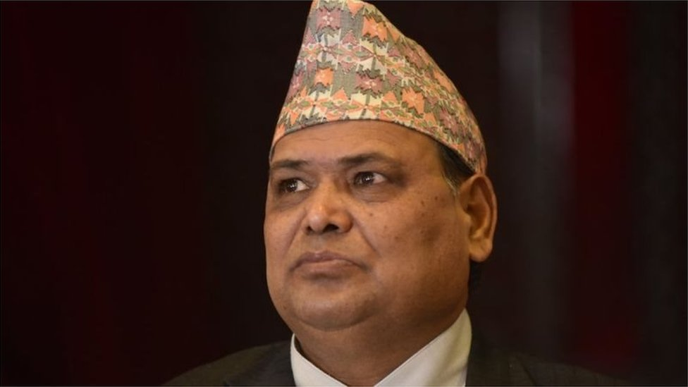 नेपाल: पूर्व स्पीकर महारा रेप मामले में गिरफ़्तार