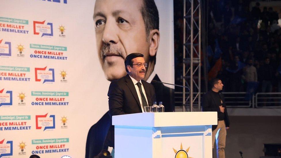 AKP'nin Diyarbakır Büyükşehir Belediye Başkan adayı Cumali Atilla