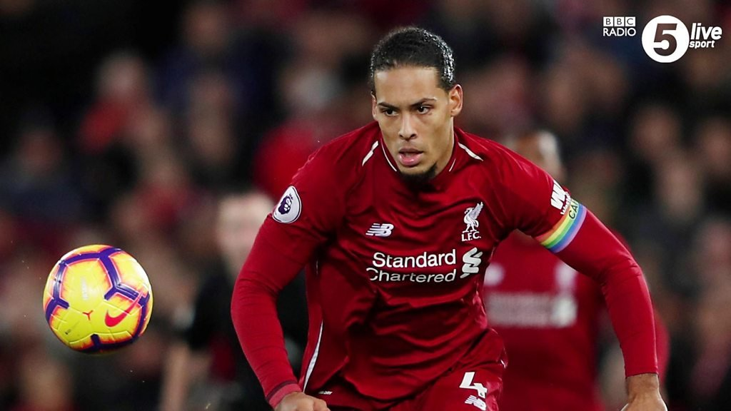 Virgil van Dijk wants to become 'Liverpool legend'