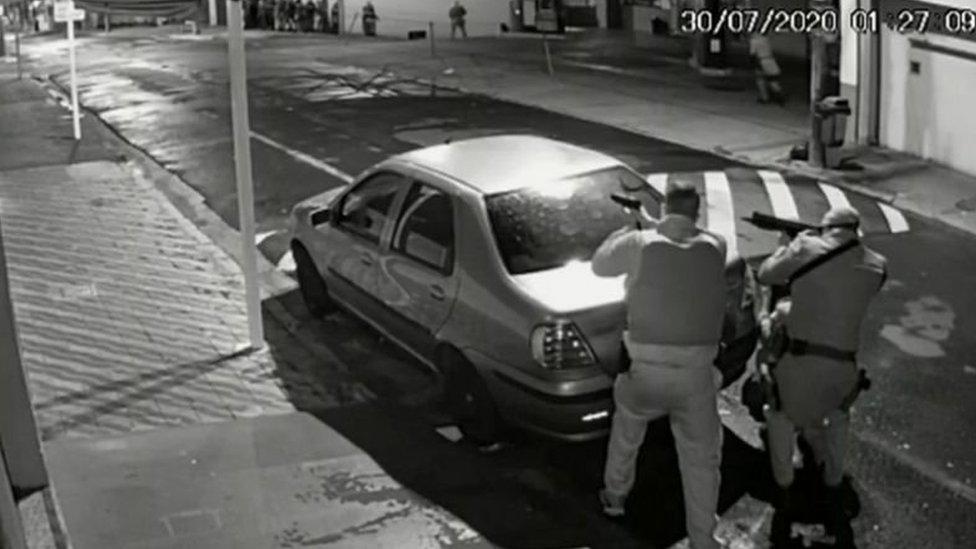 snimak ranijeg napada