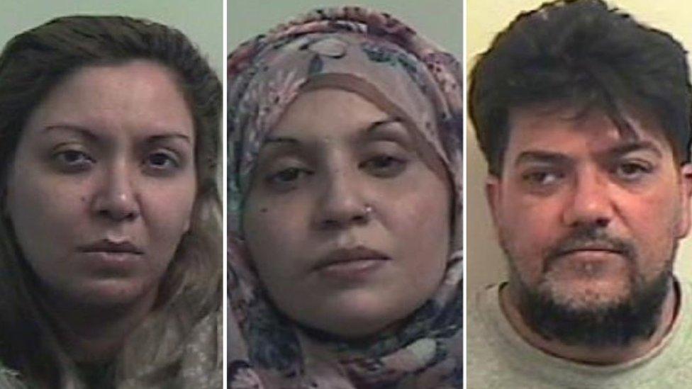 Woman and friends murdered husband in Castlemilk flat