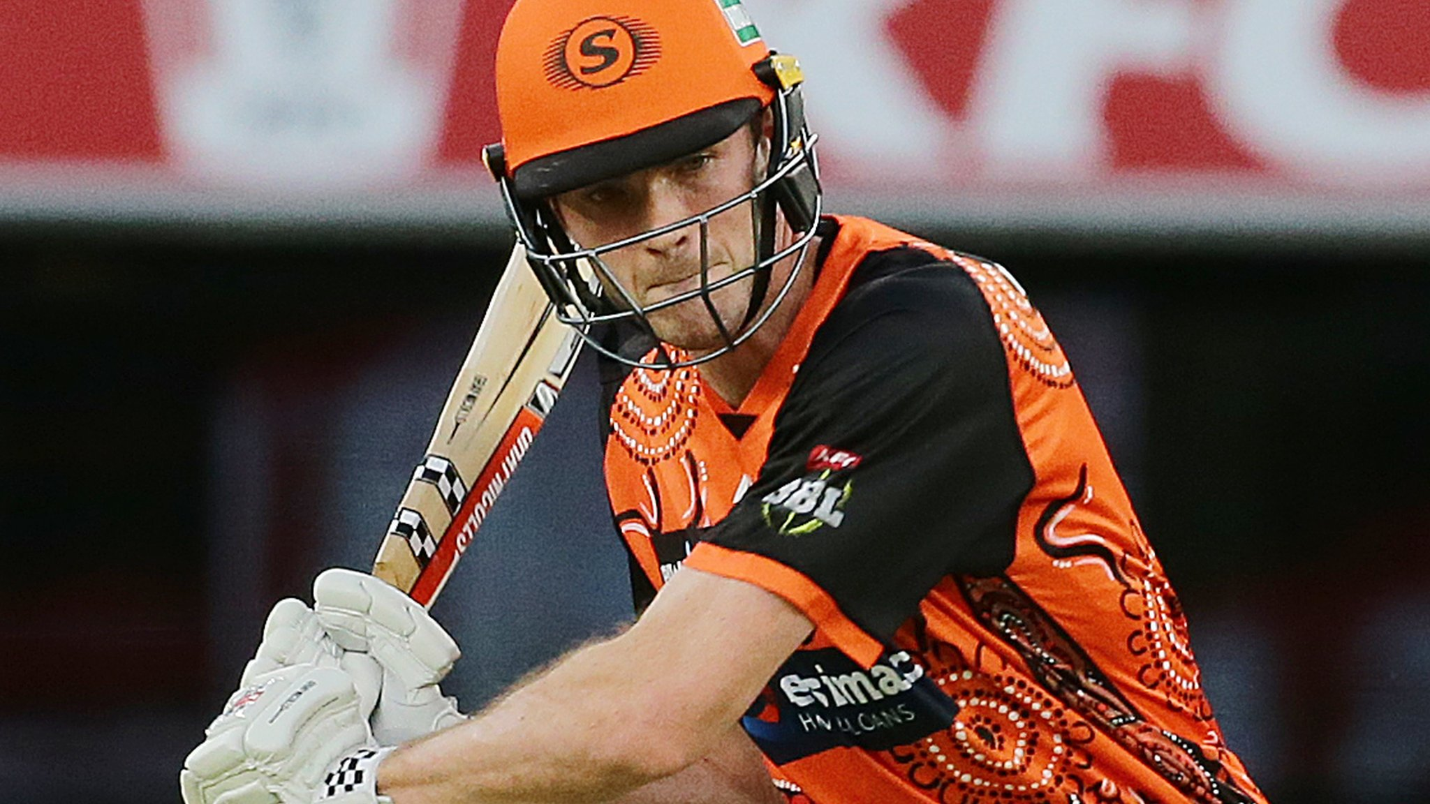 Ashton Turner in record fifth successive T20 duck - four of them first ball
