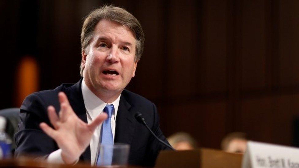 Brett Kavanaugh, Trump's court nominee, faces new sex allegation