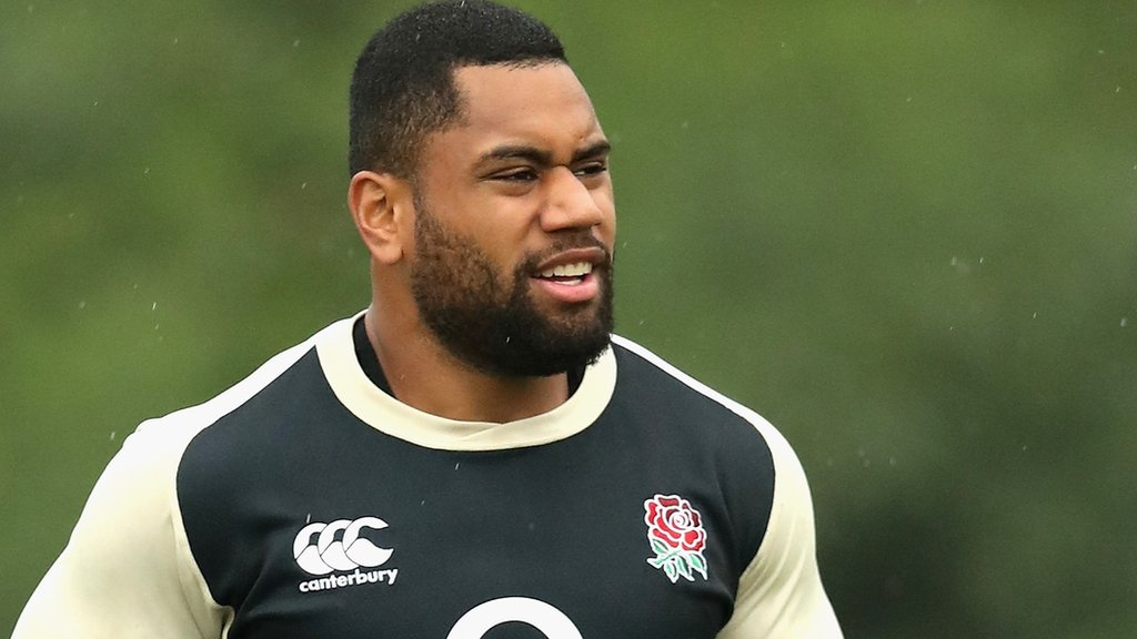 Worcester's Hill on bench for England