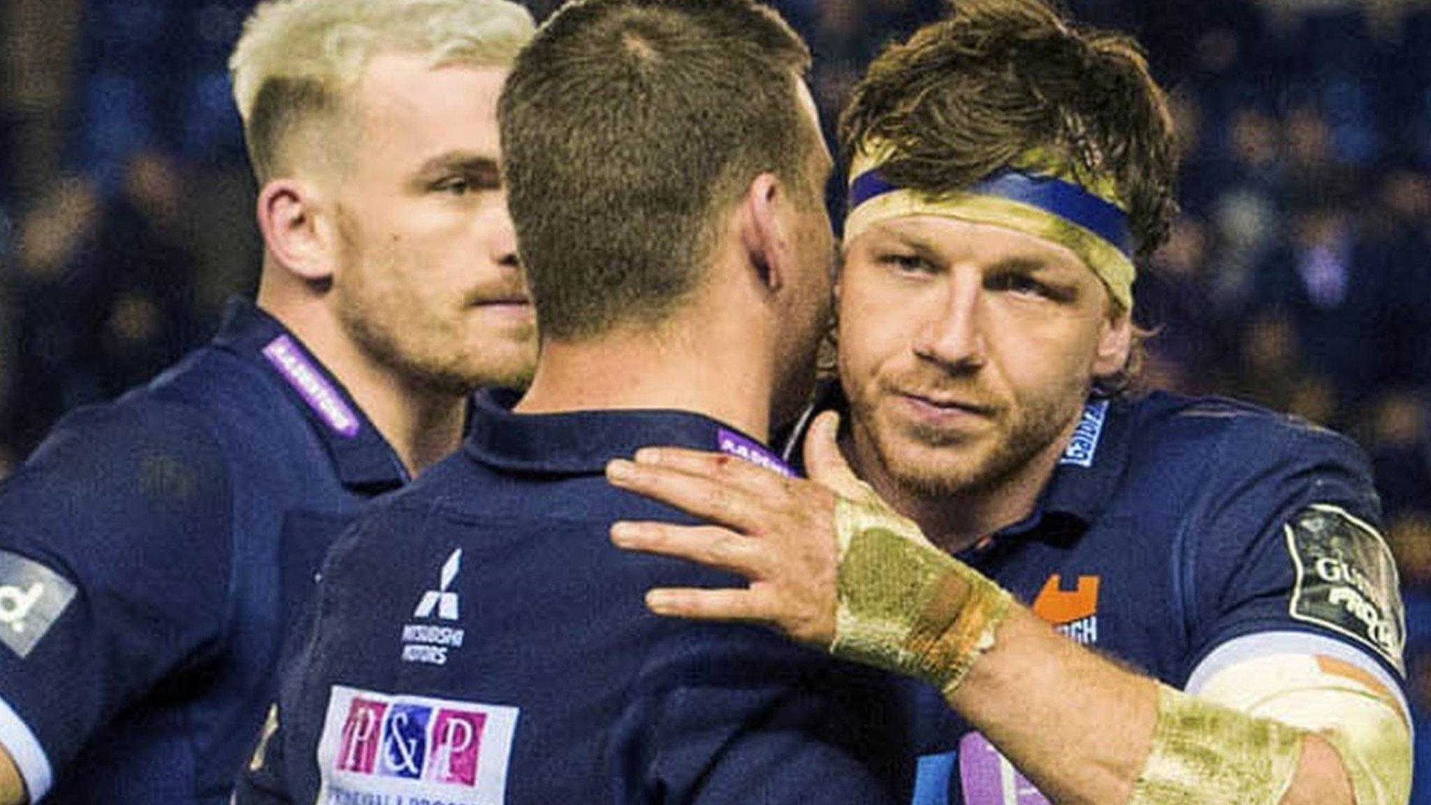Richard Cockerill: Edinburgh coach does not 'expect to make top three'