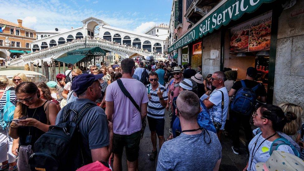 Rialto u Veneciji