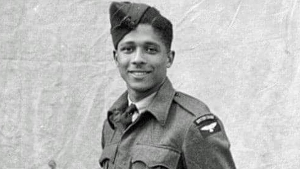 Windrush 70: The serviceman reunited with his future bride