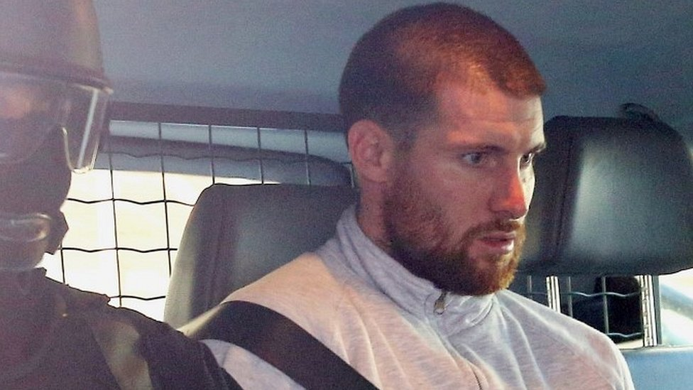 Shane O'Brien detained by authorities in Romania