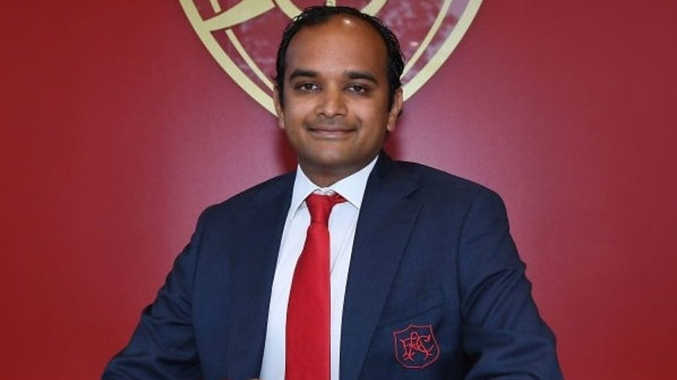 Arsenal: We've got a clear ambition to win major trophies - Vinai Venkatesham