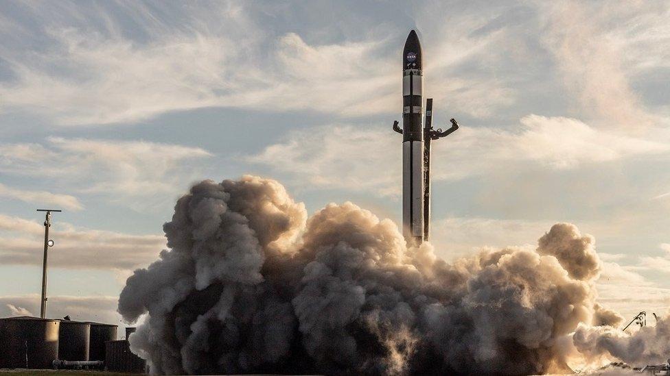 Rocket launching