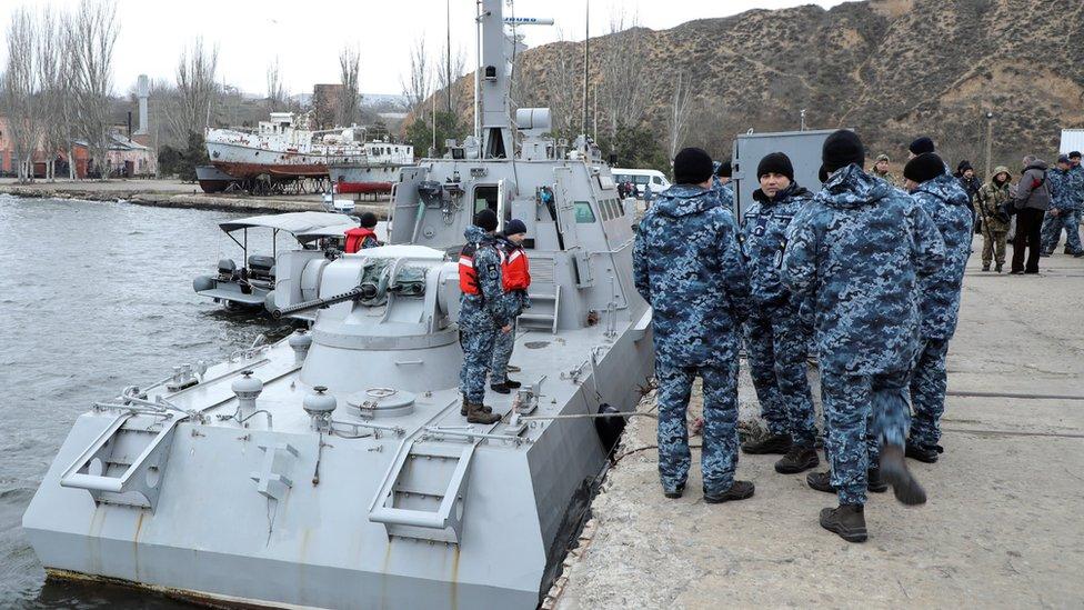 Фекальная система и плита: чего не досчитались на возвращенных Украине кораблях