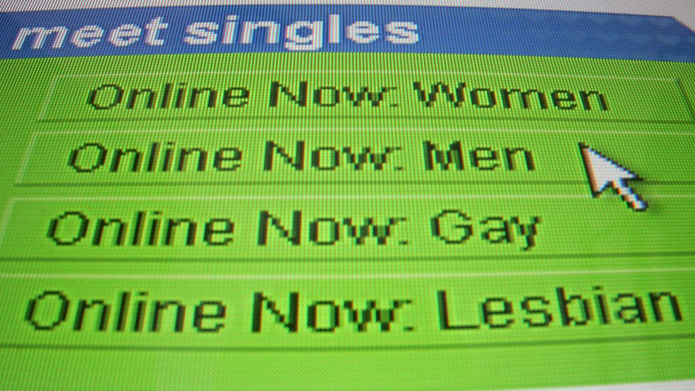 Internet dating site