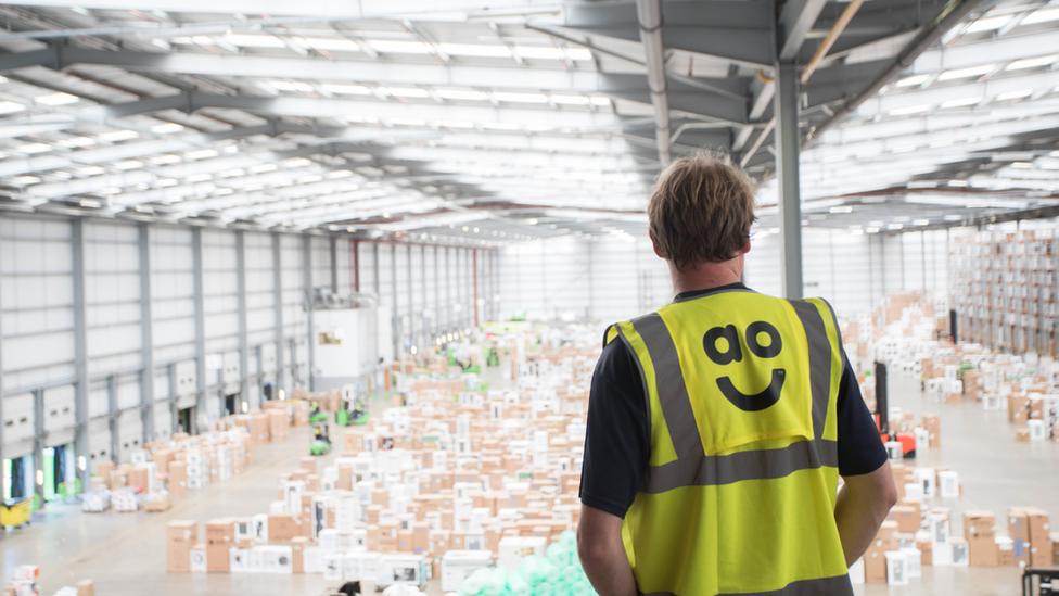 AO warehouse