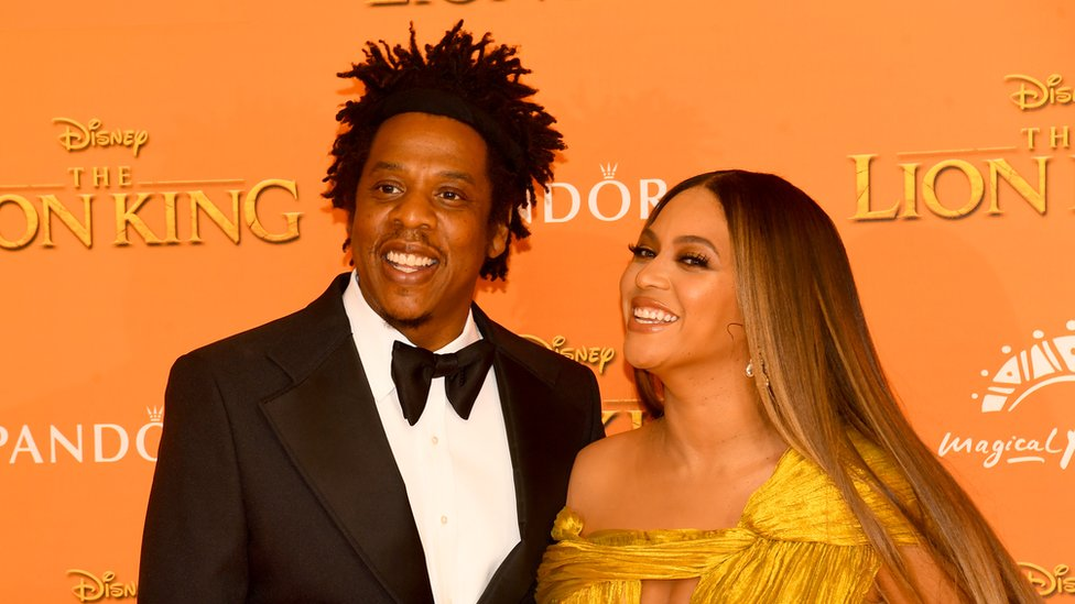 BBC News - General Election 2019: Beyonce and Jay-Z used as 'hoax' to get people to register to vote