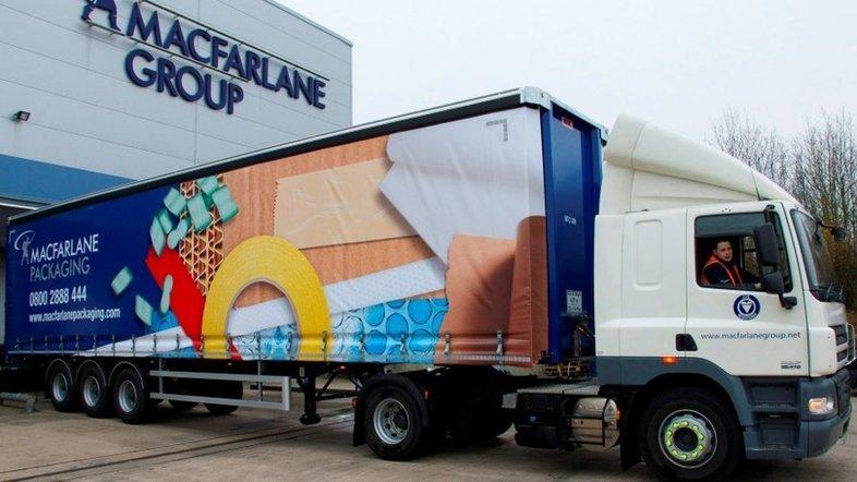 Scottish packaging firm Macfarlane Group makes Brexit plan