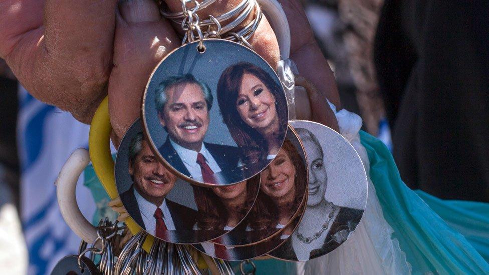 Asunción de Alberto Fernández: quién es el nuevo presidente de Argentina y por qué es tan controvertida su relación con Cristina Fernández - BBC News Mundo