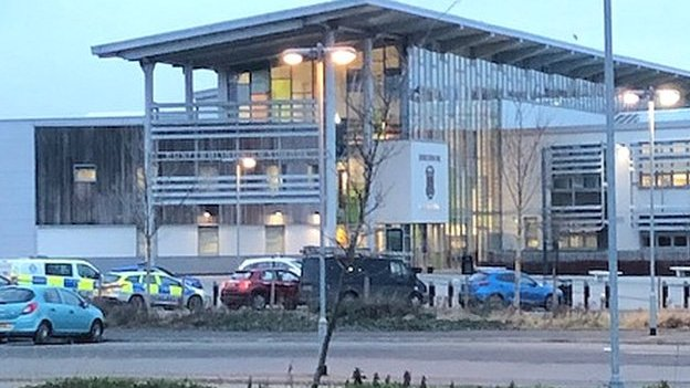 Pupils in hospital after 'drug-related' incident at Dunfermline High School