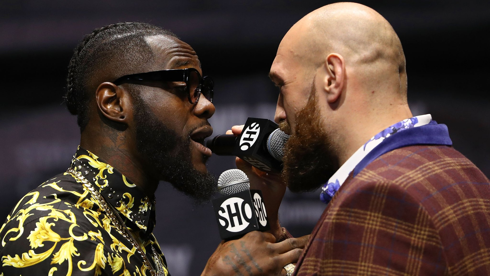 I'll be Fury's worst nightmare, says Wilder