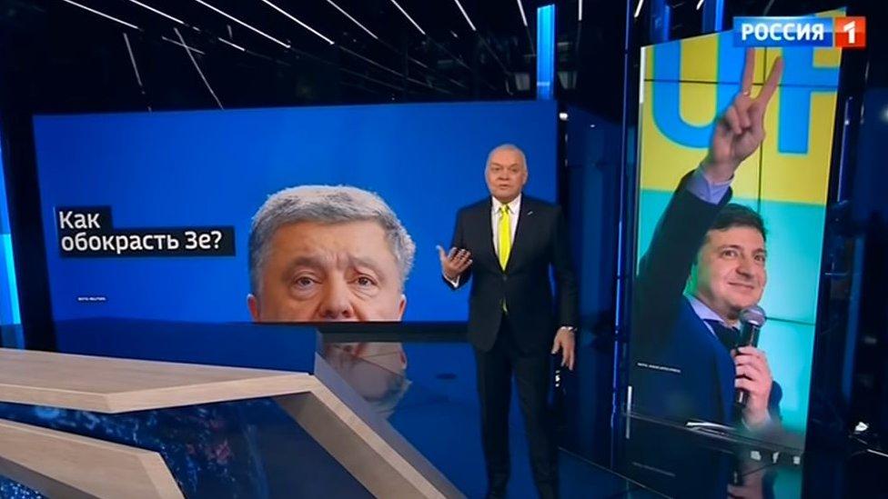 Факт-чек: что не так в репортажах российских СМИ об украинских выборах