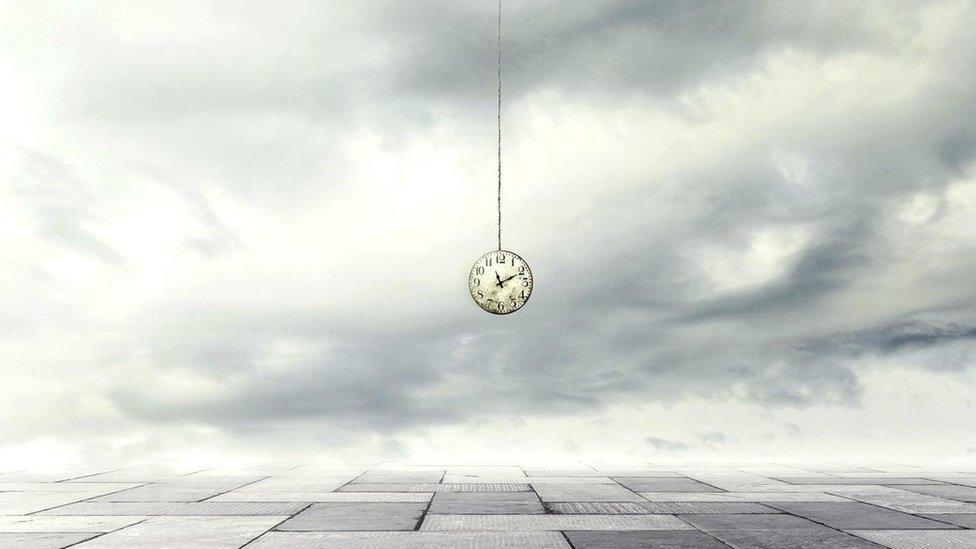 Reloj suspendido