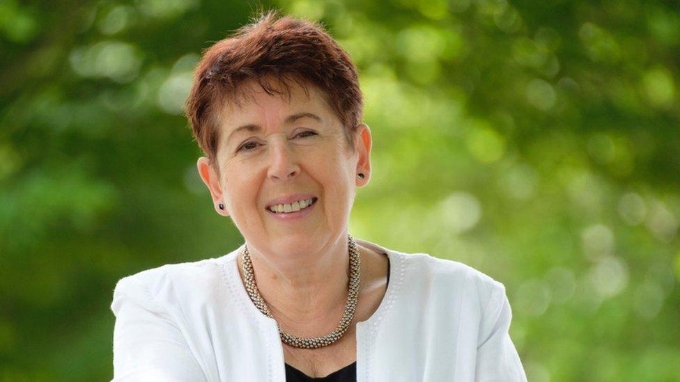 ScotlandIS chief executive Polly Purvis to retire