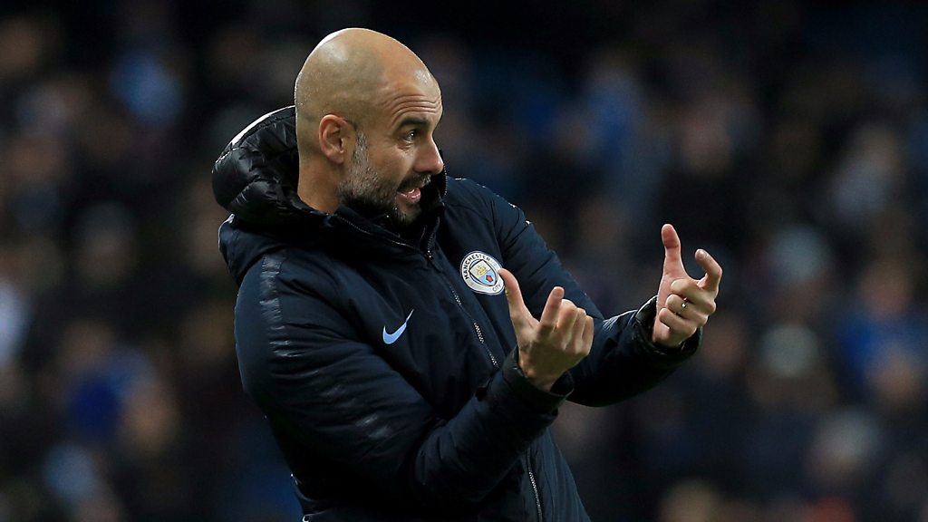 Manchester City 3-0 Wolverhampton Wanderers: Pep Guardiola pleased with 'aggressive' City
