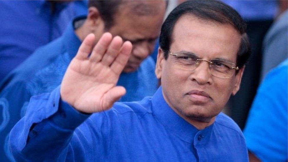 श्रीलंकाई राष्ट्रपति ने हत्या की साजिश वाली मीडिया रिपोर्ट को बताया झूठा