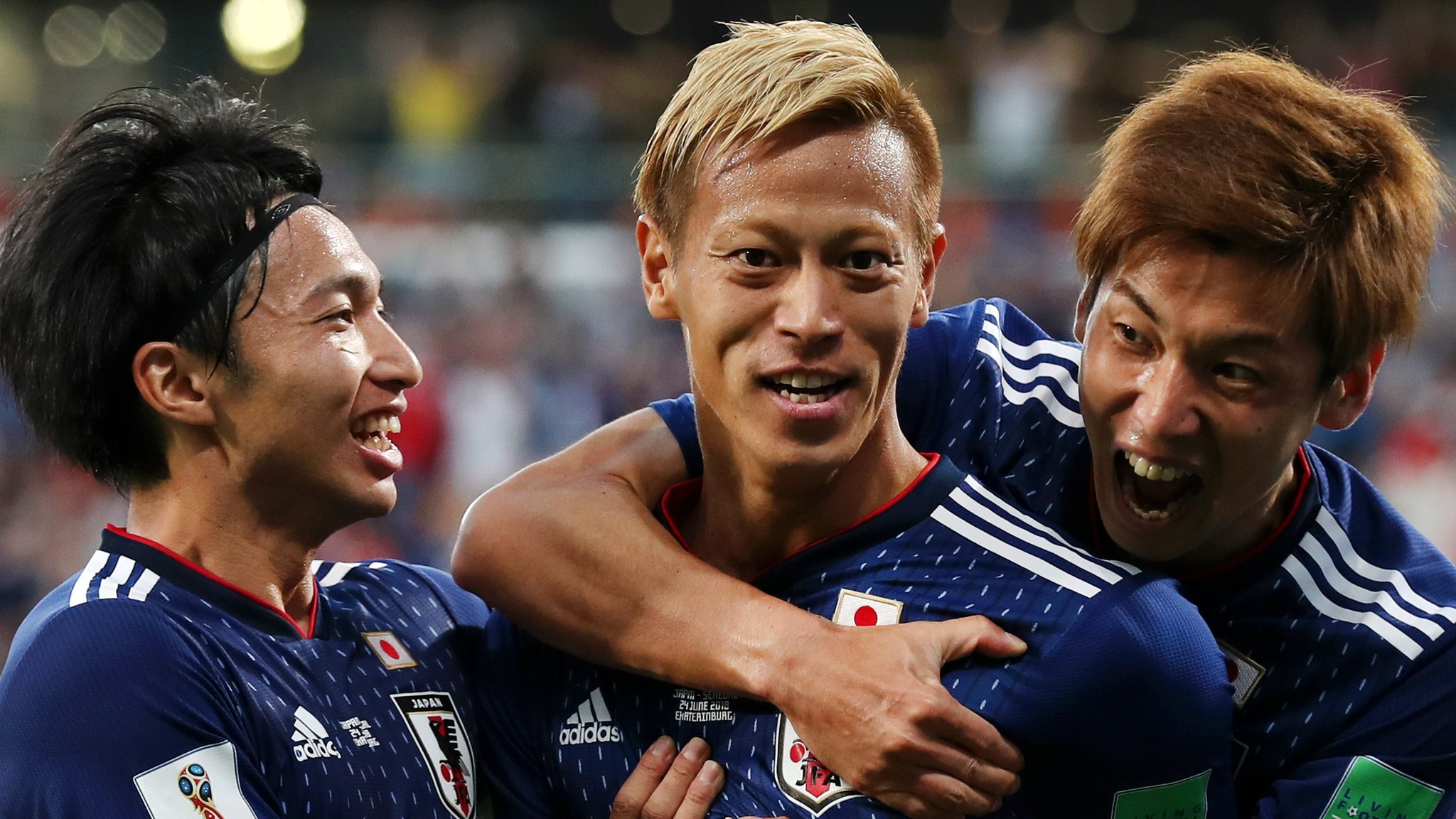 Japan come from behind twice to draw with Senegal - report & highlights