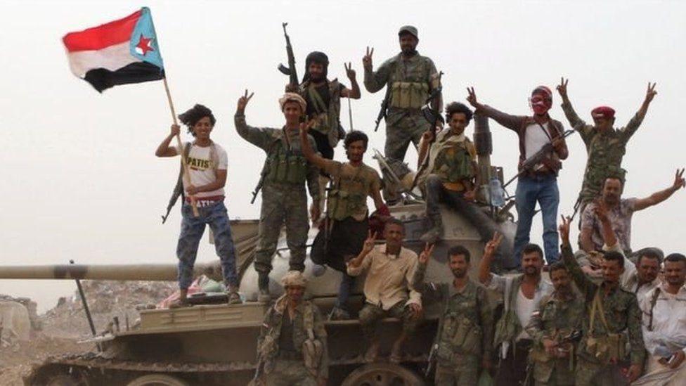 عدن كانت قاعدة مؤقتة لحكومة الرئيس هادي