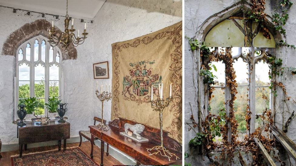 Countess's Writing Room restored