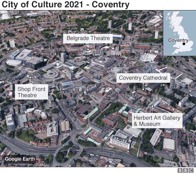 City of Culture 2021 - Coventry