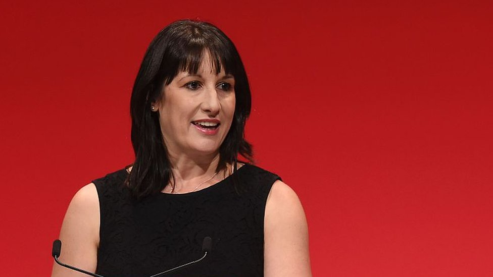 Rachel Reeves at Labour Conference 2016