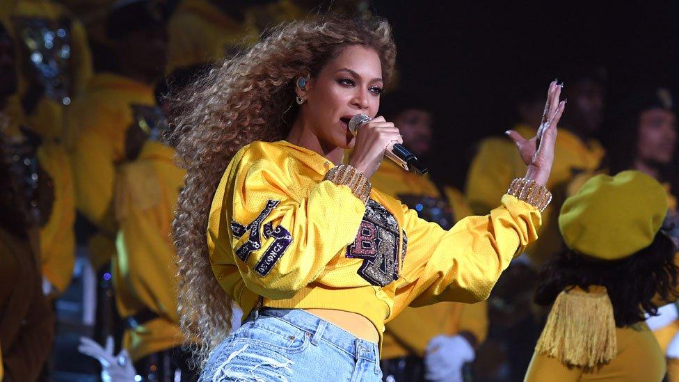 BBC News - Beyoncé diet plan 'could be dangerous'