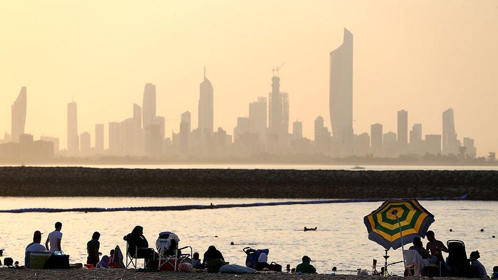 Ciudad de Kuwait.