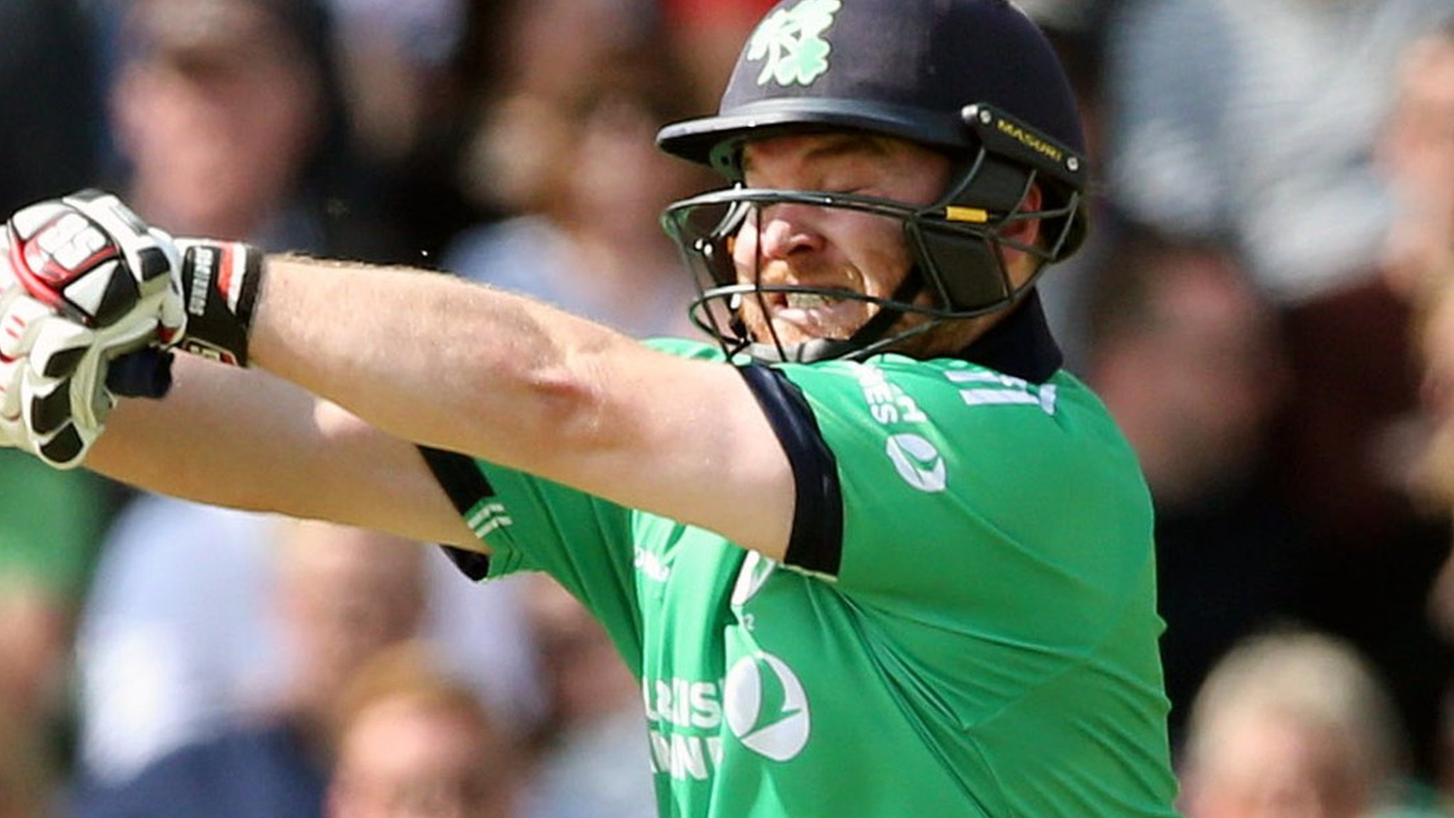 Netherlands Twenty20 Tri-series: Ireland and Scotland finish level on 185 runs