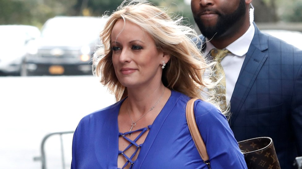 Celebrity Big Brother responds to Stormy Daniels no-show