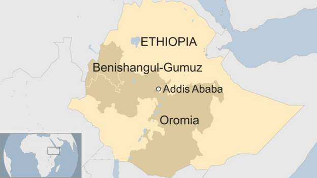 Ethiopia military 'kills 40' after Benishangul-Gumuz massacre