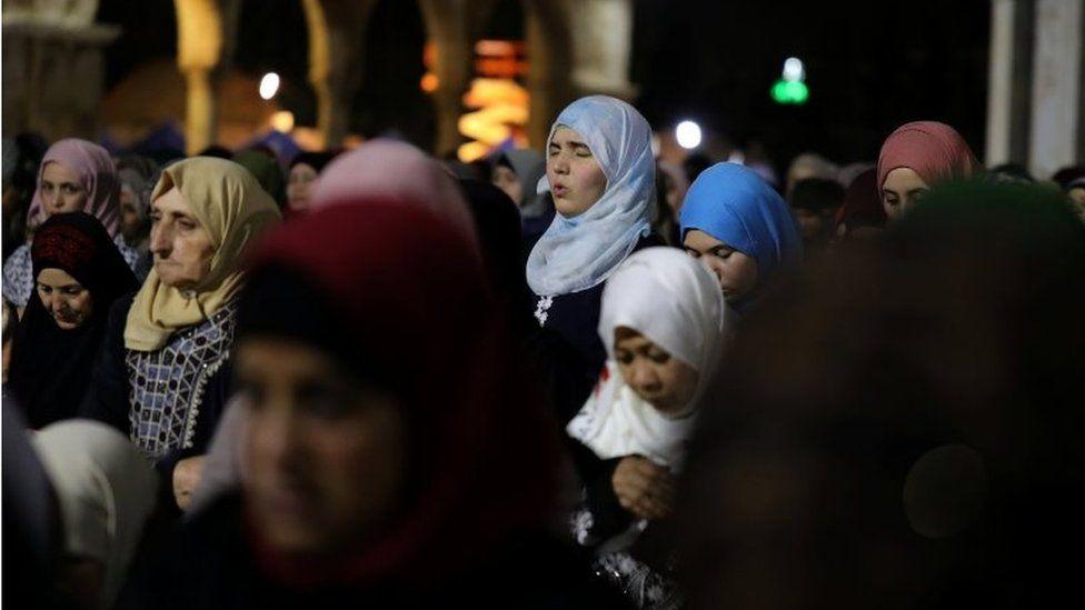 Warga Israel dari komunitas Arab