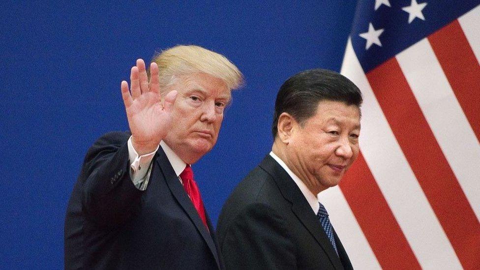 """Mahbubani asegura que las tensiones entre EE.UU. y China eran predecibles: """"siguen todo un patrón histórico""""."""