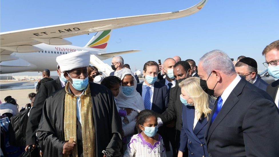 Ethiopian Jews flown to Israel in latest operation thumbnail
