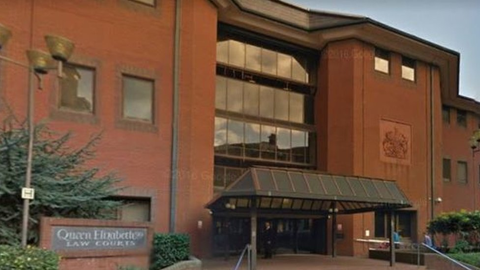 Mother Was Strangled During Sex In Birmingham Bbc News