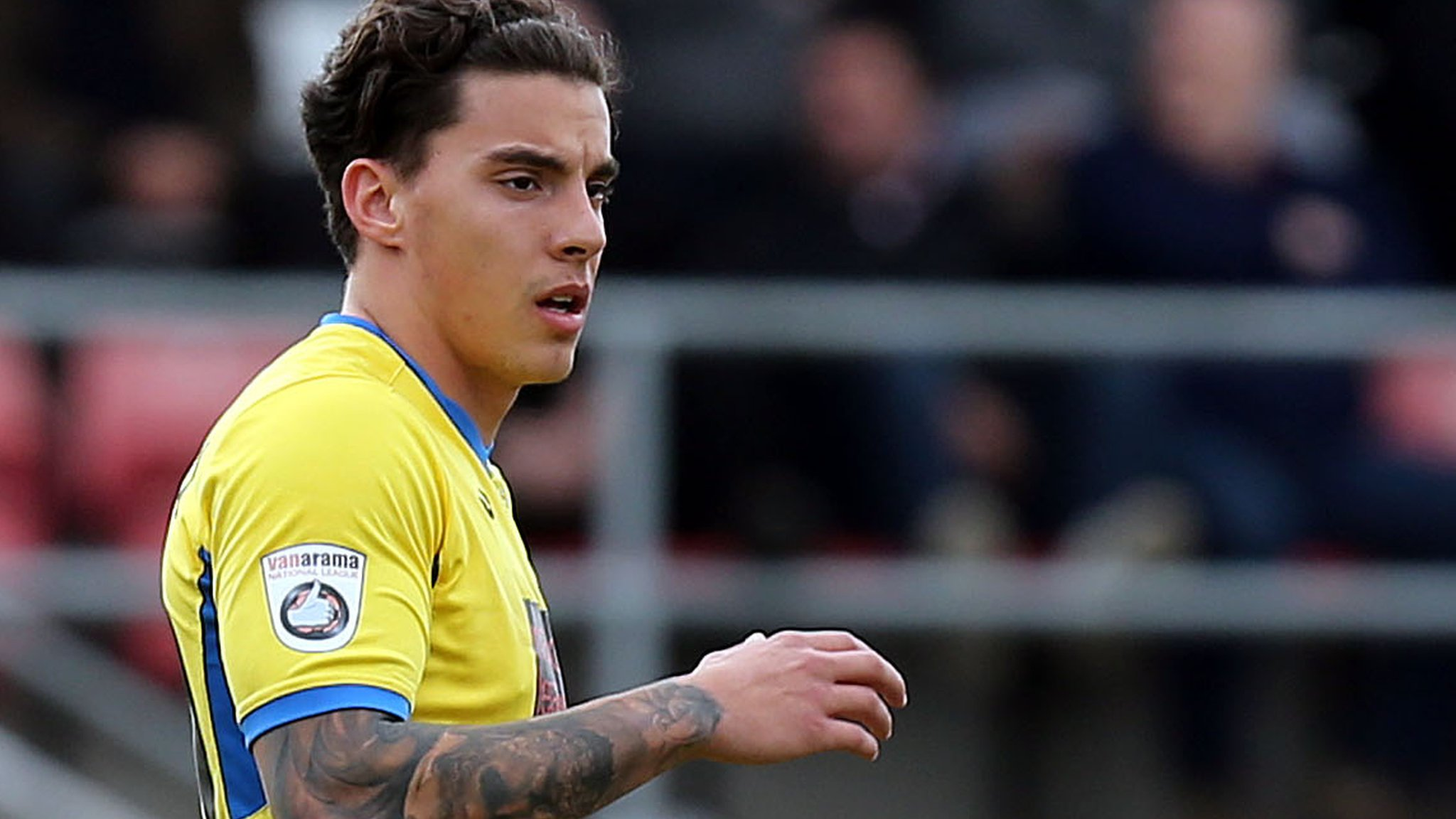 Crawley Town: Reece Grego-Cox joins League Two club on two-year deal